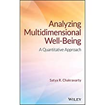 Analyzing Multidimensional Well-Being: A Quantitative Approach