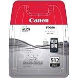 Canon PG512 - Cartouche d'encre d'origine - 1 x noir - 401 pages - PG-512
