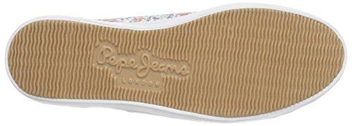 Pepe Jeans DUFFY CRISSY Scarpe da Ginnastica Basse, Donna Multicolore (325PINK)