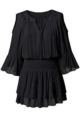 Azbro Mini Vestido Doble