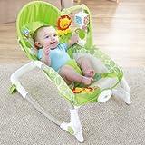 Newborn-To-toddler Portable Rocker Multi...