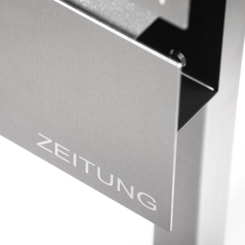 ZED Briefkasten freistehend - 2