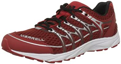 Merrell Mens MIX MASTER MOVE Running Shoes multi-coloured - Mehrfarbig (CRIMSON J41009) 40 EU