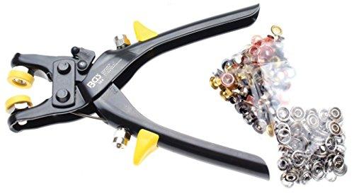 Bgs Technic Pottone 564 Occhielli Pinza Con Occhielli E Bottone...