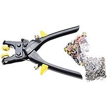 Bgs  - Technic 564 ojales de latón alicates con ojales y botones interbancaria