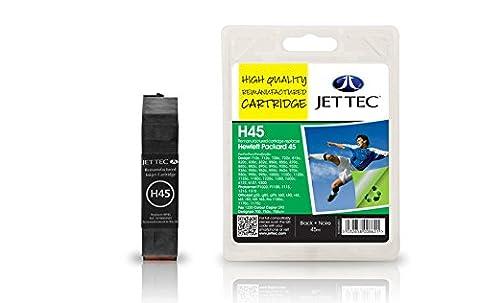 Jet Tec H45 - Print cartridge ( replaces HP 45