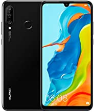 Huawei P30 Lite New Edition 256GB Handy, schwarz, Midnight Black, Android 9.0