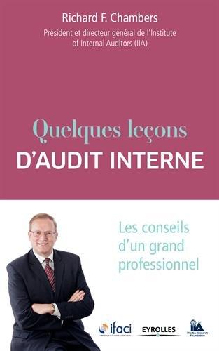 Quelques leçons d'audit interne