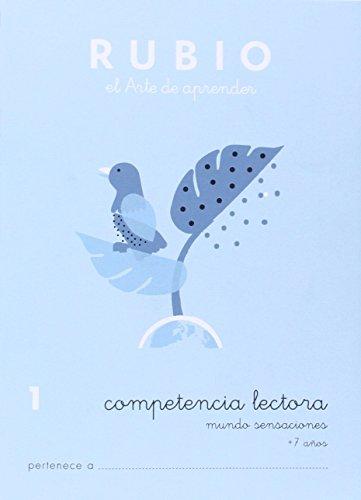 COMPETENCIA LECTORA - MUNDO SENSACIONES - 9788489773868 por ENRIQUE RUBIO POLO