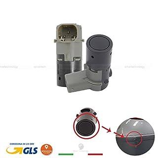 Sensor Einparkhilfe PDC Auto Fahrzeuge Citroen C4C4Coupe 'Peugeot 207207CC OEM 96538490809652965177Hilfe Sensoren Einparkhilfe Parktronic