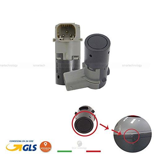 Sensor Einparkhilfe PDC Auto Fahrzeuge Citroen C4C4Coupe \'Peugeot 207207CC OEM 96538490809652965177Hilfe Sensoren Einparkhilfe Parktronic