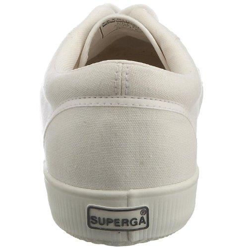 Superga S4s, Chaussures de Gymnastique Mixte Adulte Blanc (901)