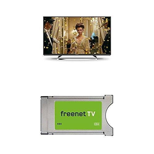 Panasonic TX-40ESW504 Fernseher + Freenet CI+ Modul
