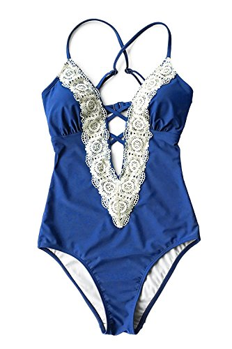 Memoryee -  Costume intero  - Donna Blue