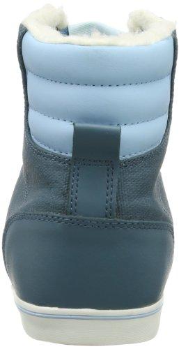 hummel SLIM STADIL WNT WAXCANV 63-475 Unisex-Erwachsene Sneaker Grün (HYDRO 6412)