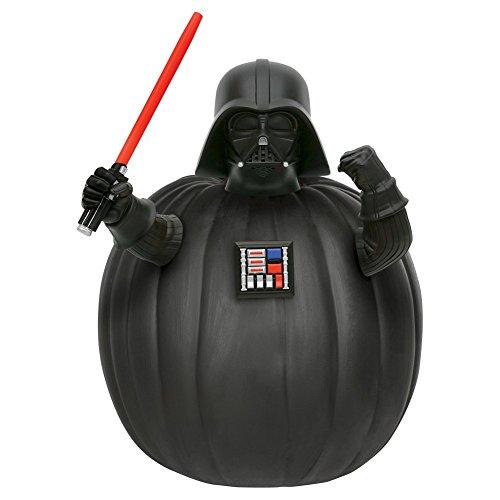 Disney Star Wars Darth Vader Pumkin Push In Kürbis Dekorations Kit