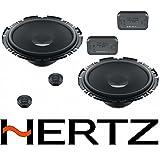 HERTZ DSK170.3 16cm (165mm) 2-Wege-Lautsprecher Compo Auto 160 Watt