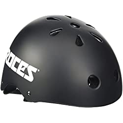 Roces Casco Ce Aggressive negro L