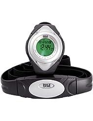 Pyle Cardiofréquencemètre et ceinture pectorale Argent