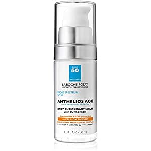 Anthelios AOX - Day Care La Roche-Posay Antioxidant Serum with Sunscreen for Face SPF 50