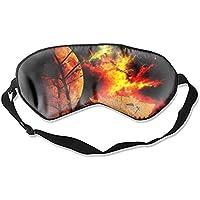 Halloween-Schlafmaske und Augenbinde, super glatte Augenmaske preisvergleich bei billige-tabletten.eu