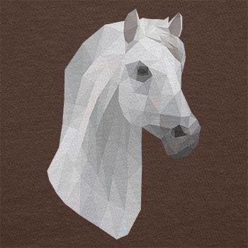 Texlab–Poly Pony–sacchetto di stoffa Marrone