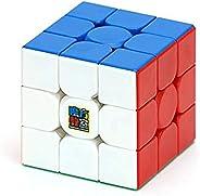 CuberSpeed Moyu Meilong 3x3 M Magnetic stickerless Speed Cube MFJS MEILONG 3x3x3 M Cubing Classroom Meilong 3x