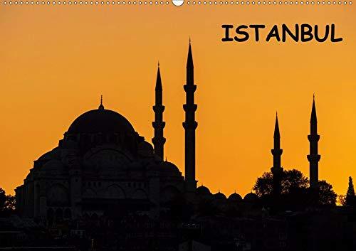 Istanbul (Wandkalender 2020 DIN A2 quer): Fotos aus Istanbul. (Monatskalender, 14 Seiten ) (CALVENDO Orte)