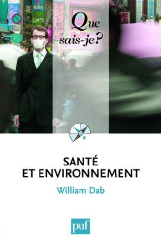 Santé et environnement par William Dab