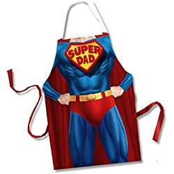 'Delantal para el Papa' Super Dad ""