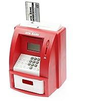 Money safe Mini Electronic ATM Bank Machine Toy