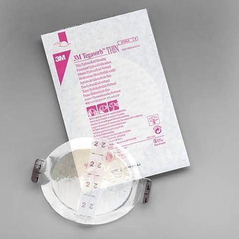 `Tegasorb Thin Hydrocolloid Dressing Oval 4