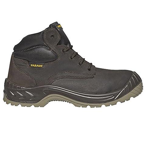 Grosse Chaussure - NOUMEA Chaussure de Sécurité idéal chantier GROS