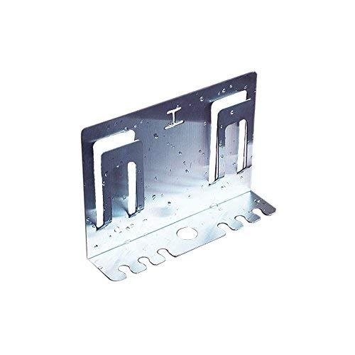 KoKoBin Zahnbürstenhalter Edelstahl für Zahnpasta Zahn Bürste Tasse, Badezimmer Wand montiert Holder Organizer Stainless Steel 1 (Kinder Für Spin-zahnbürste)