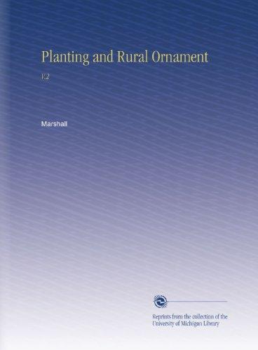 Michigan Ornament (Planting and Rural Ornament: V.2)