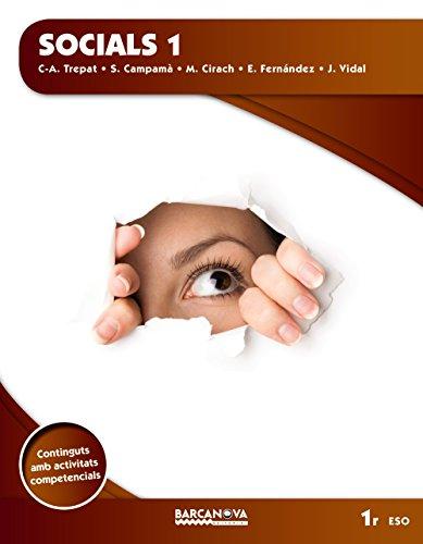 Socials 1r ESO (ed. 2015) (Materials Educatius - Eso - Ciències Socials) - 9788448936198 (Arrels) por C-A. Trepat