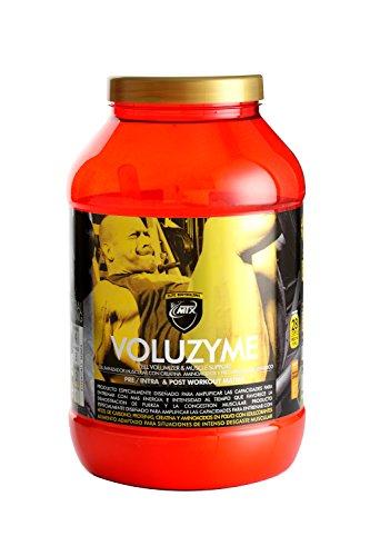 VoluZyme (1.815 Gr) 4 Lbs Orange - Zellulärer Revolutiner mit Proteinen, Kohlenhydraten, Kreatin, Aminosäuren und Stickoxid-Vorstufen