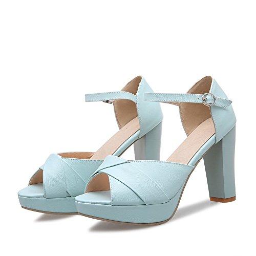 BalaMasa , Sandales pour femme Bleu