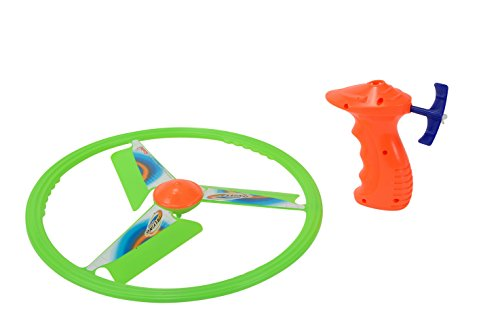 Simba 107203515 - Rotor Flyer Flugspiel, 2-Sortiert