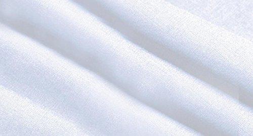 Sommer Meter Dünger Kurzarm-T-Shirt Für Männer Leinenhemd Zu Erhöhen Black