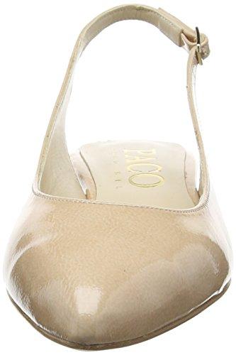 Paco Gil P2860 - Ballerine Donna Beige (Beige (Astor))