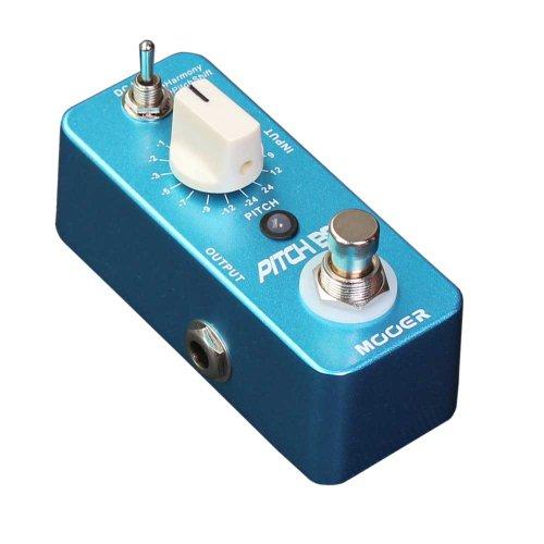 Mooer Pitch Box–Pitch Pedal para guitarra eléctrica