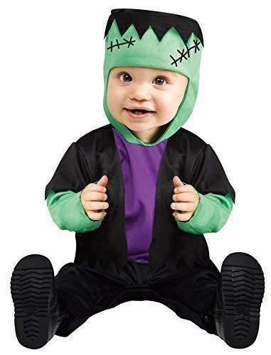 Fancy Me Baby Jungen Frankenstein Monster Halloween Kostüm Kleid Outfit 1-2 Jahre 12-24 Monate