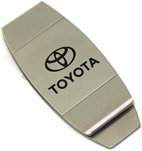 dantegts-toyota-dos-tonos-tension-loaded-money-clip-camry-corolla-tundra-tacoma