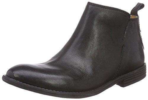 Hudson London Damen Revelin Kurzschaft Stiefel, Schwarz (Black), 40 EU -
