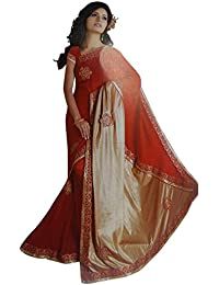 Karishma Women's Marble Saree,K001_Multicoloured_Freesize