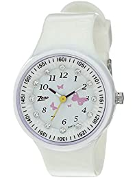 Zoop Analog Off White Dial Children's Watch -NLC4038PP02