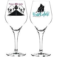 Ritzenhoff Craft Beer diseño cerveza cristal Set con por 5cerveza tapas | 3370005jacquart y 3370007Ron | Colección Primavera 2018