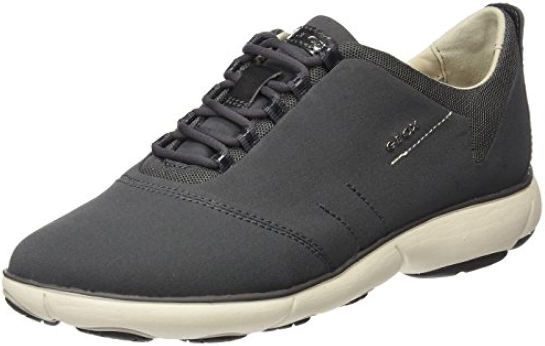 Geox Mädchen D Nebula A Sneaker 2018 Letztes Modell  Mode Schuhe Billig Online-Verkauf