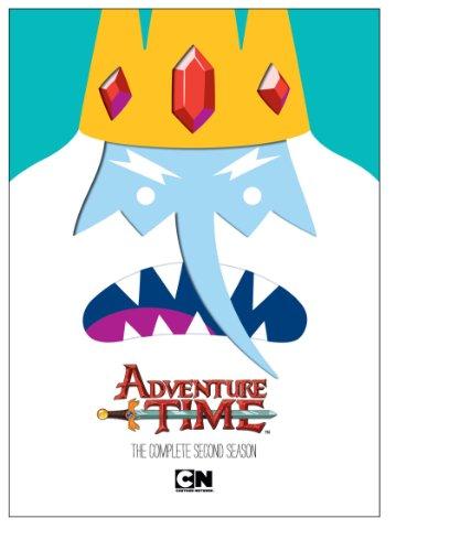 Adventure Time: The Complete Second Season (2pc) [DVD] [Region 1] [NTSC] [US Import]